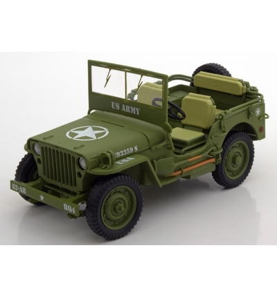Jeep Willys US Army 1944 (army green)