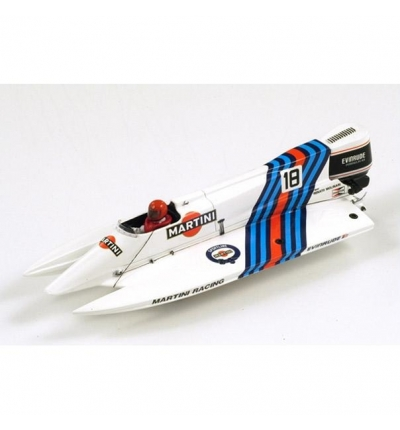 Martini Racing F1 Powerboat 1984