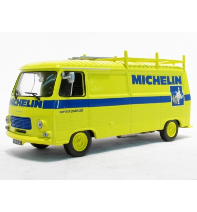 PEUGEOT J7 LONG VERSION ADVTSIN - MICHELIN