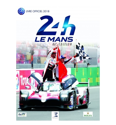 Le Mans 24 Hours 2018 Yearbok