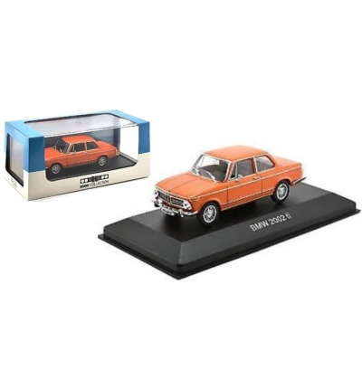 BMW 2002 ti 1969 (orange)