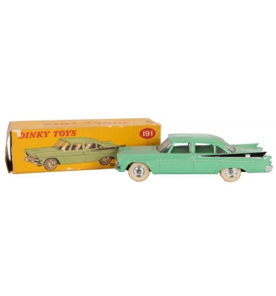 Dodge Royal Sedan (light green) - Dinky by Atlas