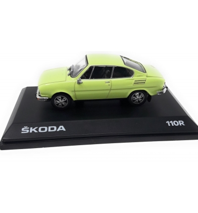 Skoda 110 R (light green) 1972