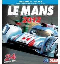 Le Mans 2012 (Blu-ray   DVD)