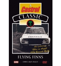 FLYING FINNS - 12 HOURS IN ARGYLL DVD