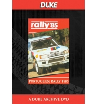 Portuguese Rally 1985 - Duke Archive DVD