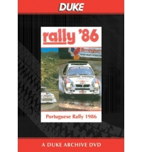 Portuguese Rally 1986 - Duke Archive DVD