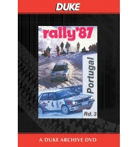 Portuguese Rally 1987 Duke Archive DVD