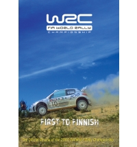 WRC Review 2000 DVD
