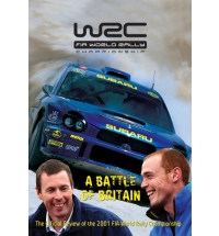 WRC Review 2001 DVD
