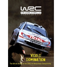 WRC Review 2002 DVD