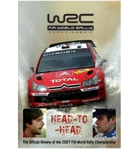 WRC Review 2007 DVD