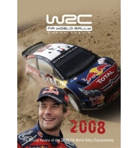 WRC Review 2008 DVD