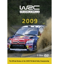 WRC Review 2009 (2 Disc) DVD