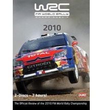 WRC 2010 REVIEW DVD (2 Disc)