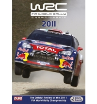 WRC Review 2011 DVD (2 Disc - 470 min)