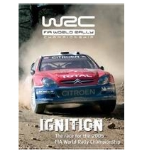 WRC Review 2005 DVD