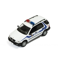 MERCEDES ML320 2003 Alabama Police Units